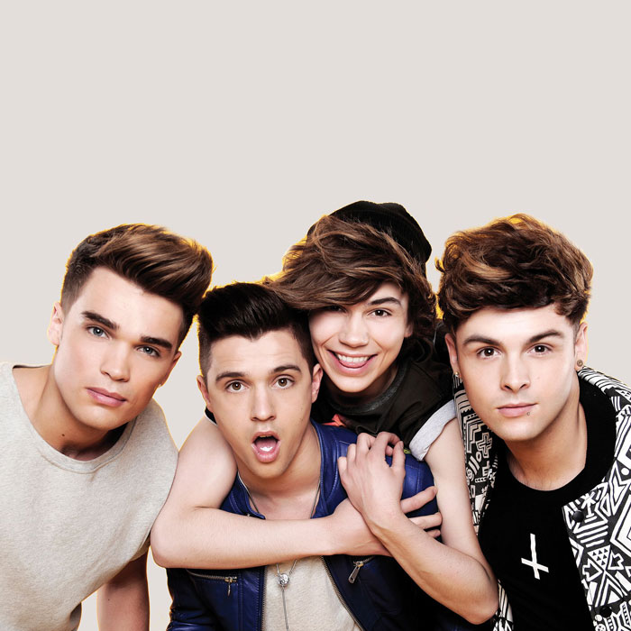 Loucas Hajiantioni x Union J